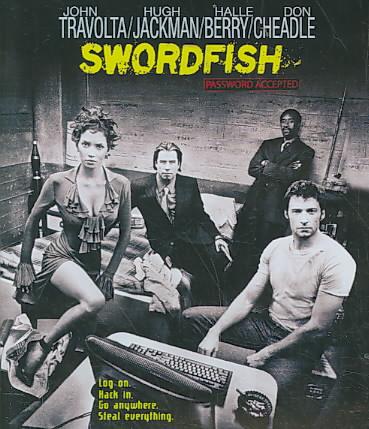 SWORDFISH BY TRAVOLTA,JOHN (Blu-Ray)