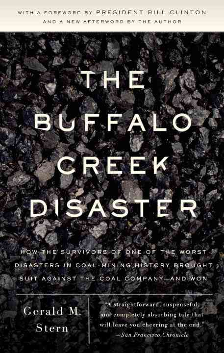 The Buffalo Creek Disaster By Stern, Gerald M.